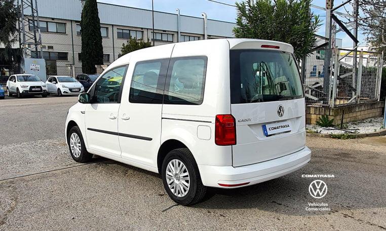 lateral izquierdo Volkswagen Caddy Trendline