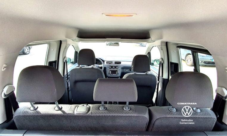 asientos Volkswagen Caddy Trendline