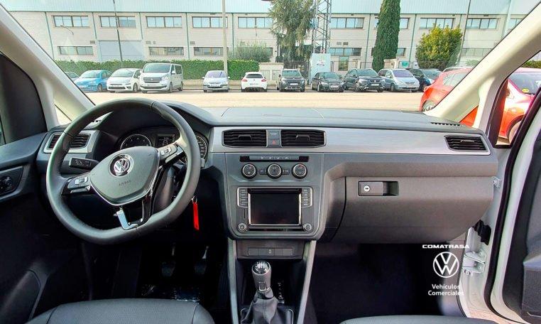 salpicadero Volkswagen Caddy Maxi TGI