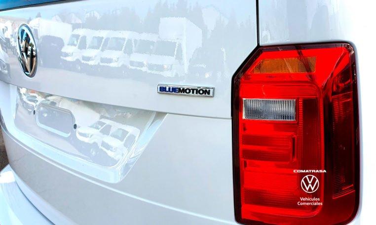 trasera Volkswagen Caddy Maxi TGI