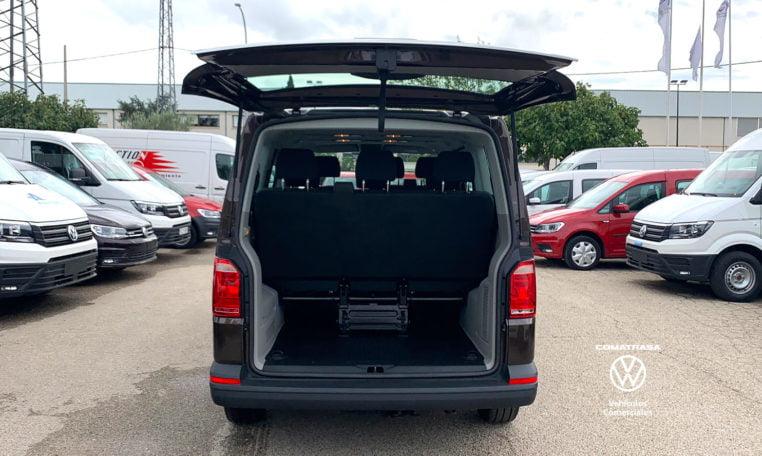 portón Volkswagen Caravelle 114 CV 2019
