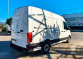 lateral Volkswagen Crafter 30 L3H3