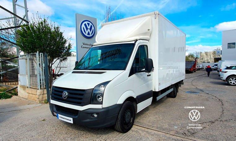 Volkswagen Crafer Box 35 2017
