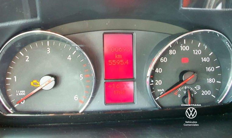kilómetros Volkswagen Crafer Box 35