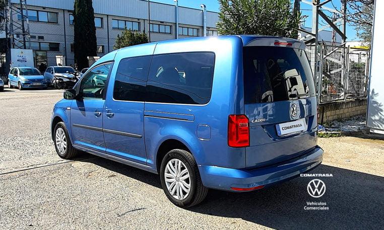 lateral Volkswagen Caddy Maxi Trendline