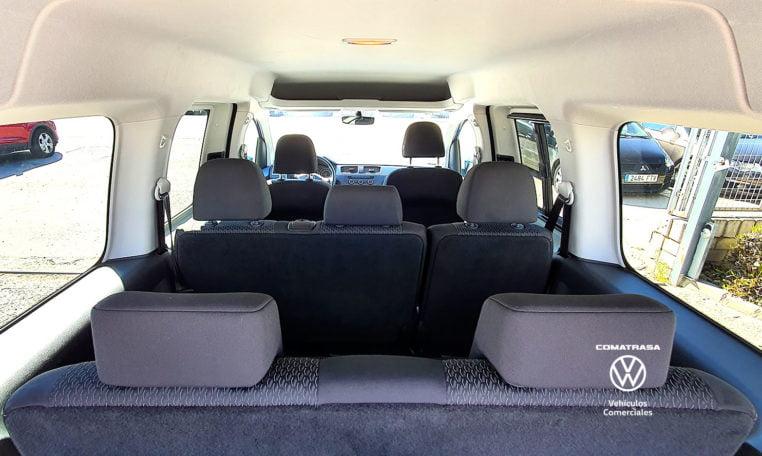 7 plazas Volkswagen Caddy Maxi Trendline