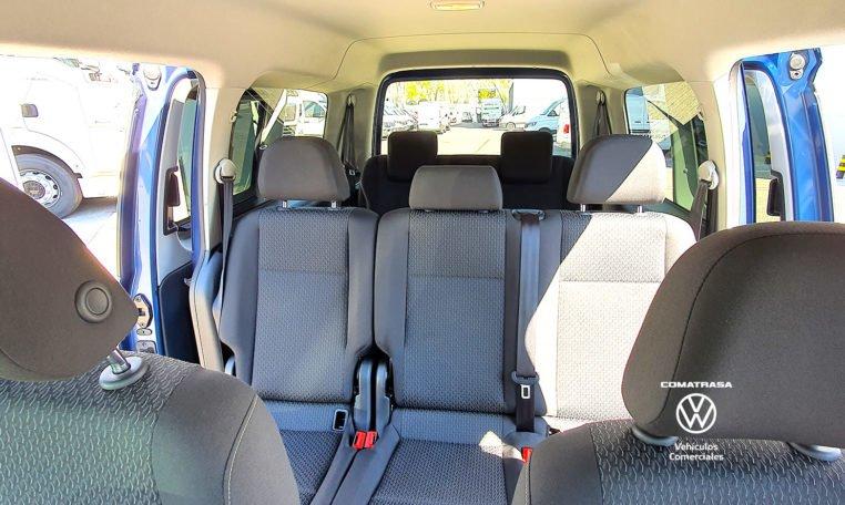 7 asientos Volkswagen Caddy Maxi Trendline