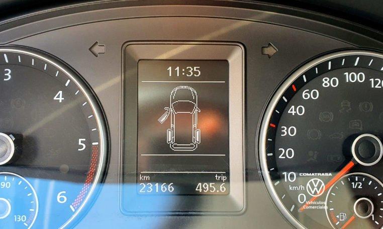 kilómetros Volkswagen Caddy Maxi Trendline