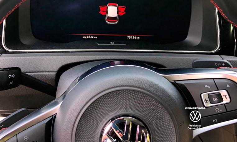 kilómetros Volkswagen Golf GTI Performance DSG