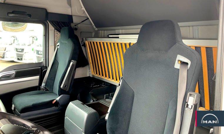 asientos MAN TGX 18.480 4x2 BLS Efficientline 2