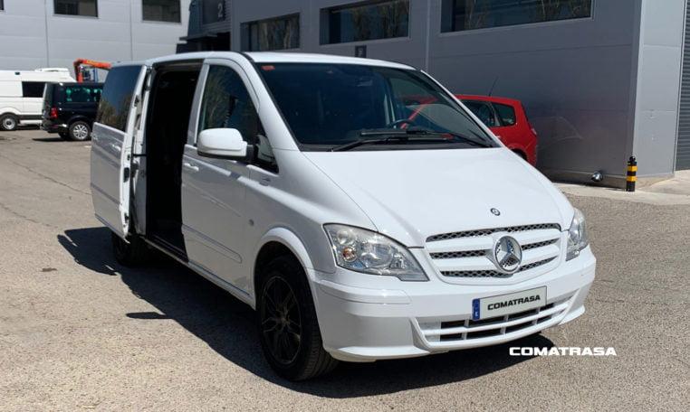 2012 Mercedes-Benz Vito 113 CDI