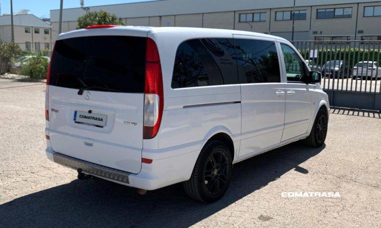 lateral derecho Mercedes-Benz Vito 113 CDI