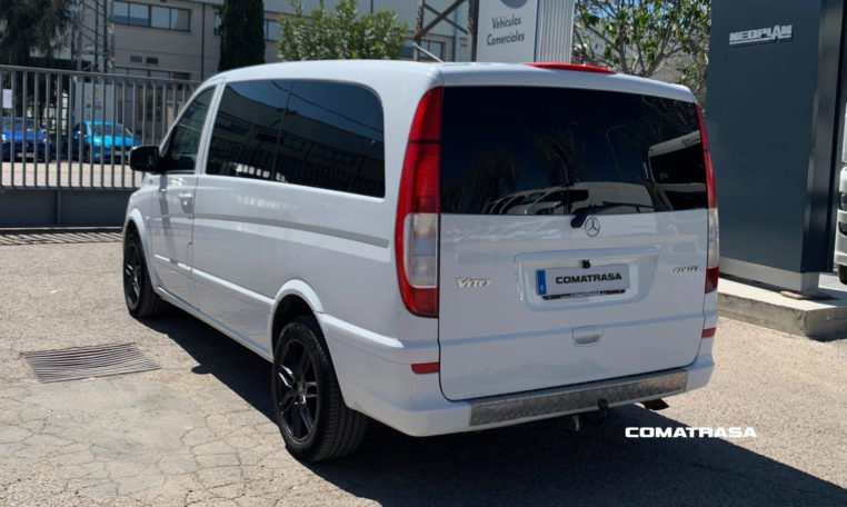 lateral izquierdo Mercedes-Benz Vito 113 CDI