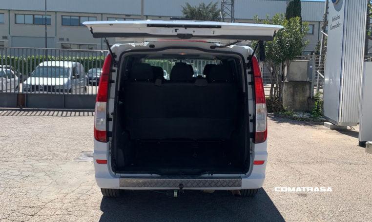 maletero Mercedes-Benz Vito 113 CDI