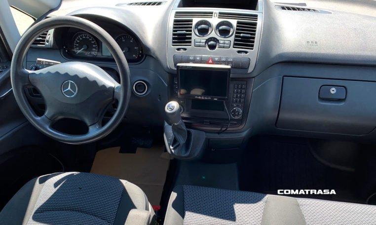 interior Mercedes-Benz Vito 113 CDI