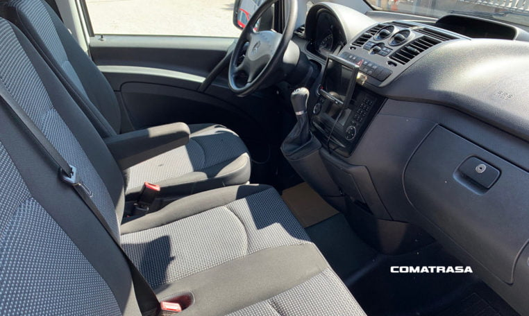 asientos delanteros Mercedes-Benz Vito 113 CDI