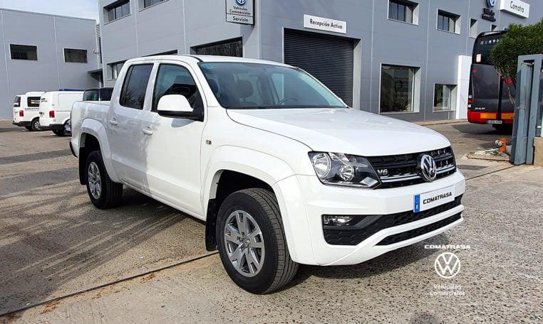 2019 Volkswagen Amarok 2.0 TDI 163 CV