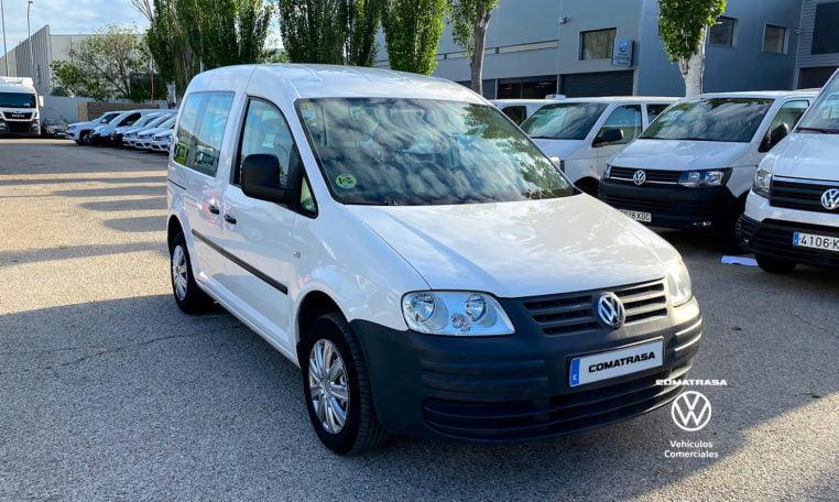 2006 Volkswagen Caddy Kombi