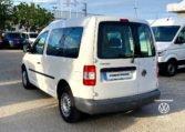 lateral izquierdo Volkswagen Caddy Kombi