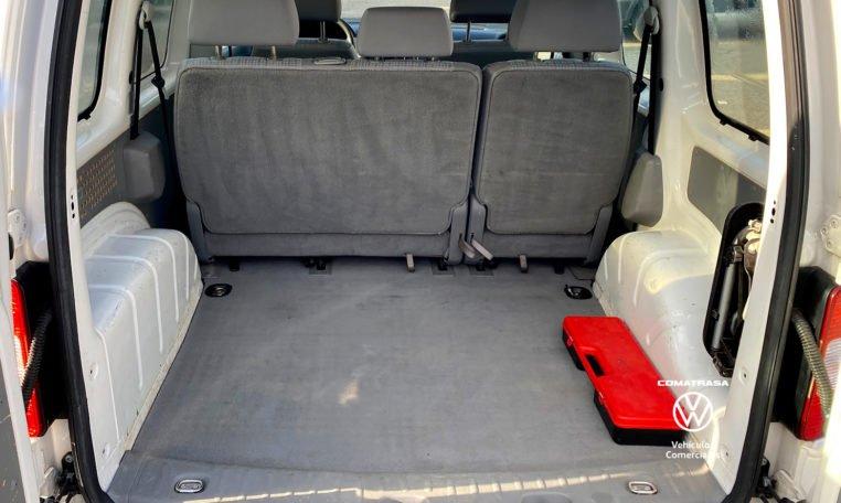 maletero Volkswagen Caddy Kombi
