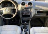 interior Volkswagen Caddy Kombi