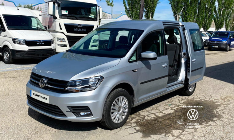 Volkswagen Caddy 102cv