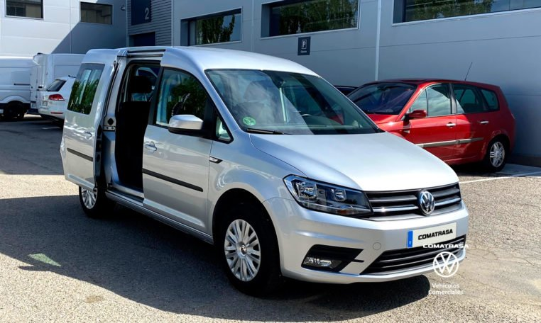 2019 Volkswagen Caddy 102cv