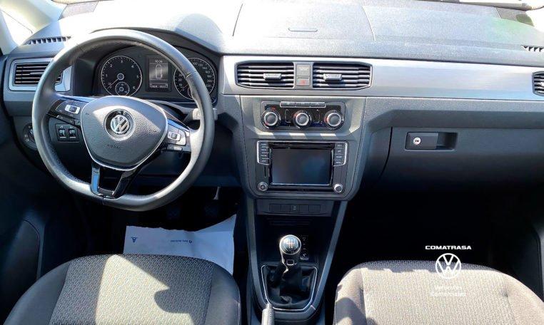 salpicadero Volkswagen Caddy 102cv