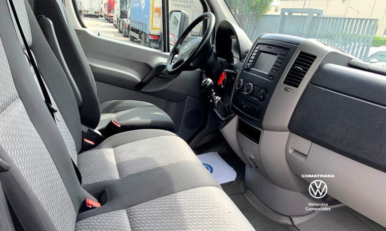 asientos Volkswagen Crafer Plywood 35
