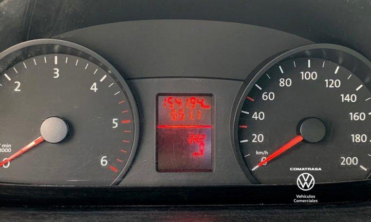 kilómetros Volkswagen Crafer Plywood 35
