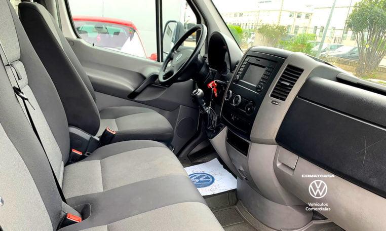 asientos Volkswagen Crafter Plywood 35 2.0 TDI 136 CV Trampilla Zepro