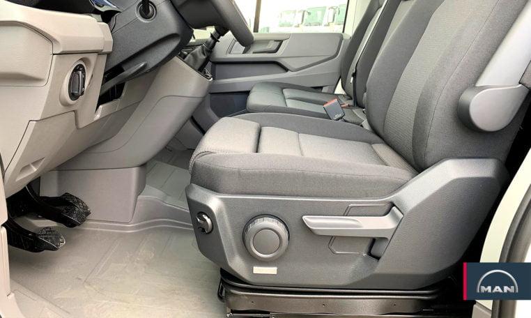 asientos MAN TGE 3180 4x2F SB L5H4