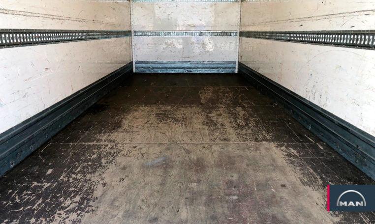 caja cerrada MAN TGL 8.150