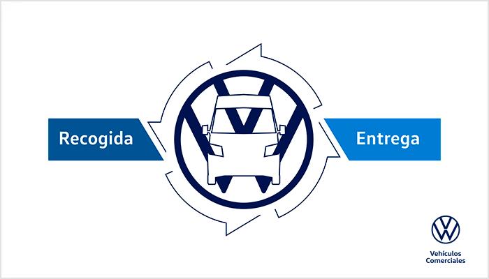 Servicio recogida y entrega Volkswagen