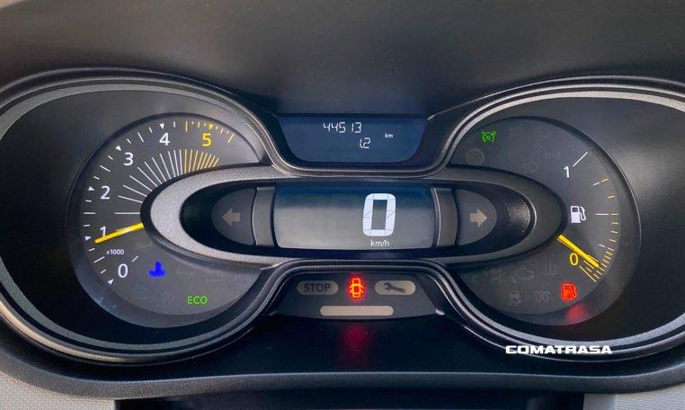 kilómetros Renault Trafic Isotermo (equipo frió) 1.6 Dci 90 CV L1H1