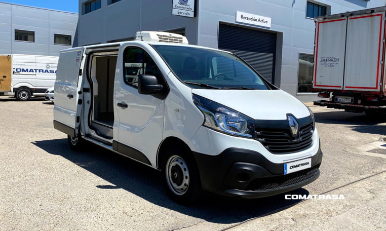 2016 Renault Trafic Isotermo (equipo frió) 1.6 Dci 90 CV L1H1
