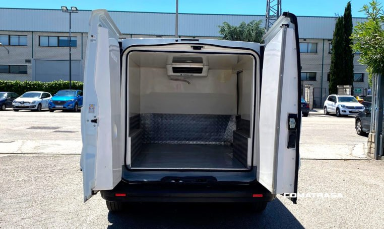 caja Renault Trafic Isotermo (equipo frió) 1.6 Dci 90 CV L1H1