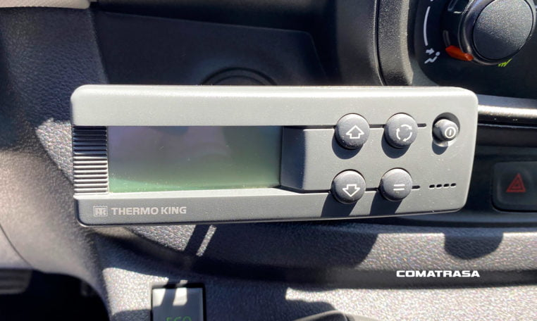 mandos Renault Trafic Isotermo (equipo frió) 1.6 Dci 90 CV L1H1