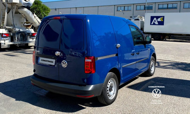 lateral derecho Volkswagen Caddy Profesional (Business) 2.0 TDI 102 CV