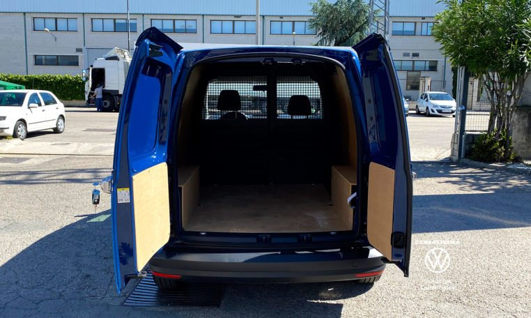 zona de carga Volkswagen Caddy Profesional (Business) 2.0 TDI 102 CV