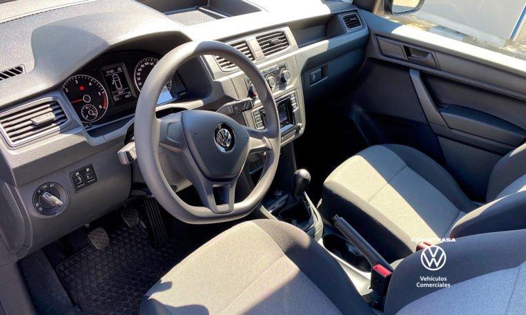 salpicadero Volkswagen Caddy Profesional (Business) 2.0 TDI 102 CV