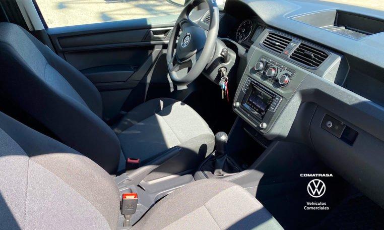 2 plazas Volkswagen Caddy Profesional (Business) 2.0 TDI 102 CV