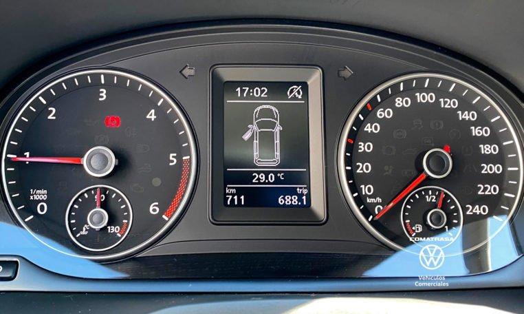 kilómetros Volkswagen Caddy Profesional (Business) 2.0 TDI 102 CV