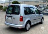 lateral derecho Volkswagen Caddy Trendline 2.0 TDI 102 CV 5 plazas