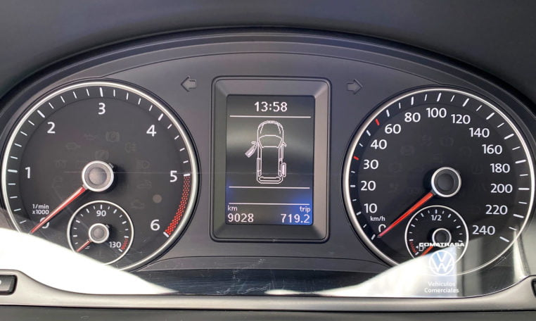 kilómetros Volkswagen Caddy Trendline 2.0 TDI 102 CV 5 plazas