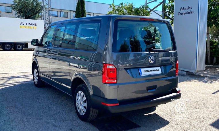 lateral izquierdo Volkswagen Caravelle DSG 150 CV 9 plazas