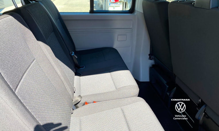 9 asientos Volkswagen Caravelle DSG 150 CV 9 plazas