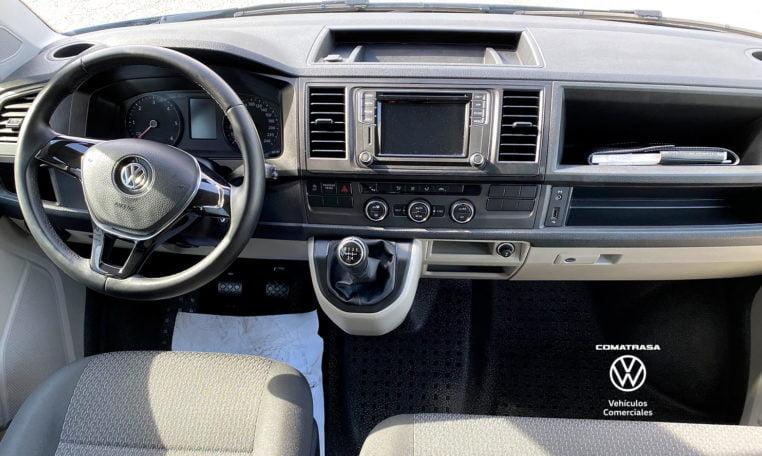 salpicadero Volkswagen Caravelle Trendline 2.0 TDI 114 CV