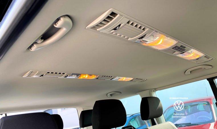 climatización Volkswagen Caravelle Trendline 2.0 TDI 114 CV