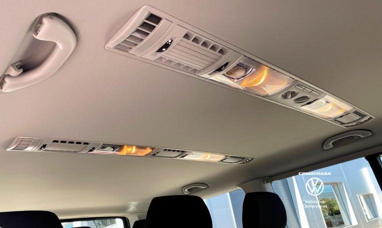 climatización Volkswagen Caravelle Trendline 2.0 TDI 150 CV Mixto